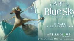L'art du studio Blue Sky au Musée de l'Art Ludique