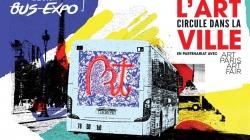 De l'art sur des bus : Le retour de Swatch Bus-Expo