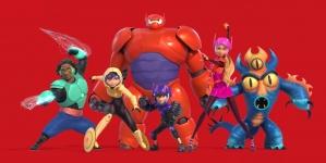 Les nouveaux héros: une adaptation en série TV pour Disney XD
