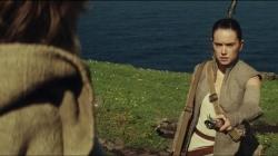 Star Wars 8: Daisy Ridley en plein entrainement!