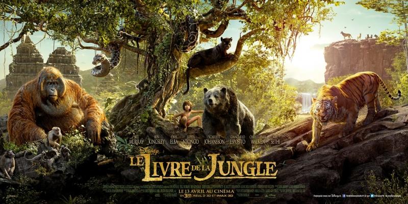 image art Le livre de la jungle