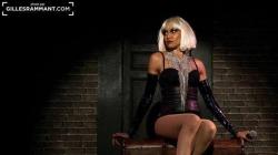 Diva Paname en showcase au théâtre Montmartre Galabru