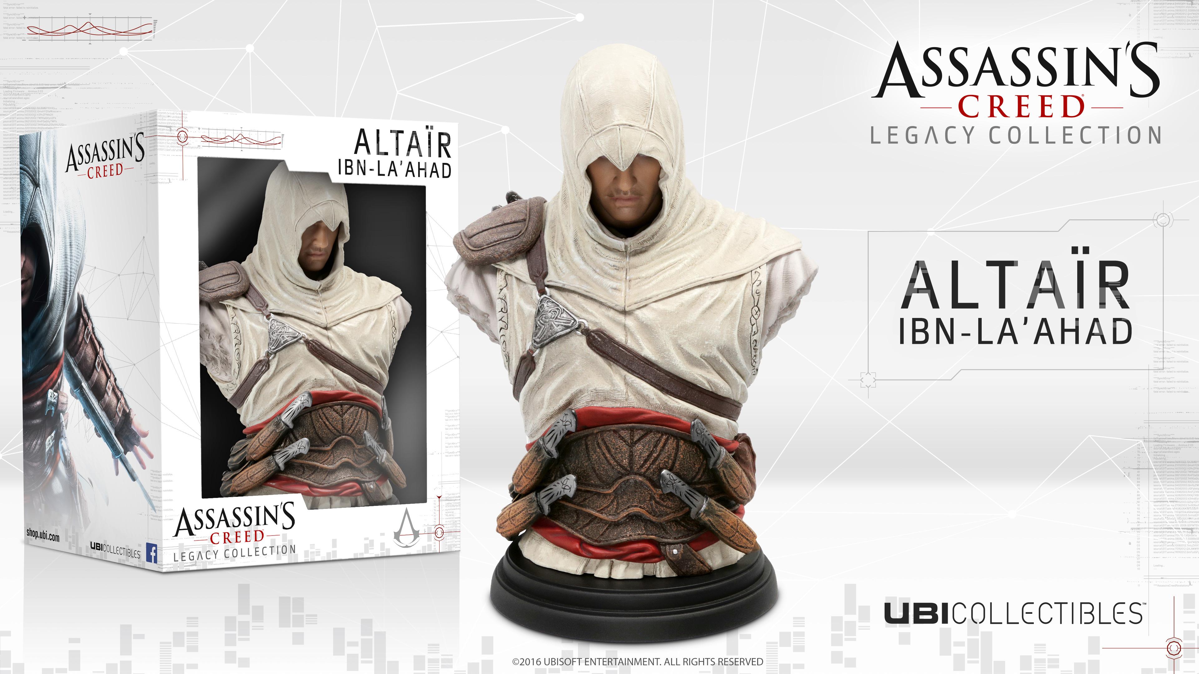 Altair Buste Ubicollectibles