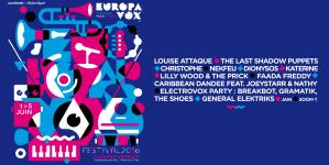 Europavox 2016 : Le festival des découvertes du 1 au 5 juin