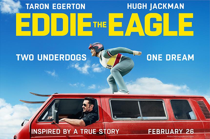 Eddy The Eagle
