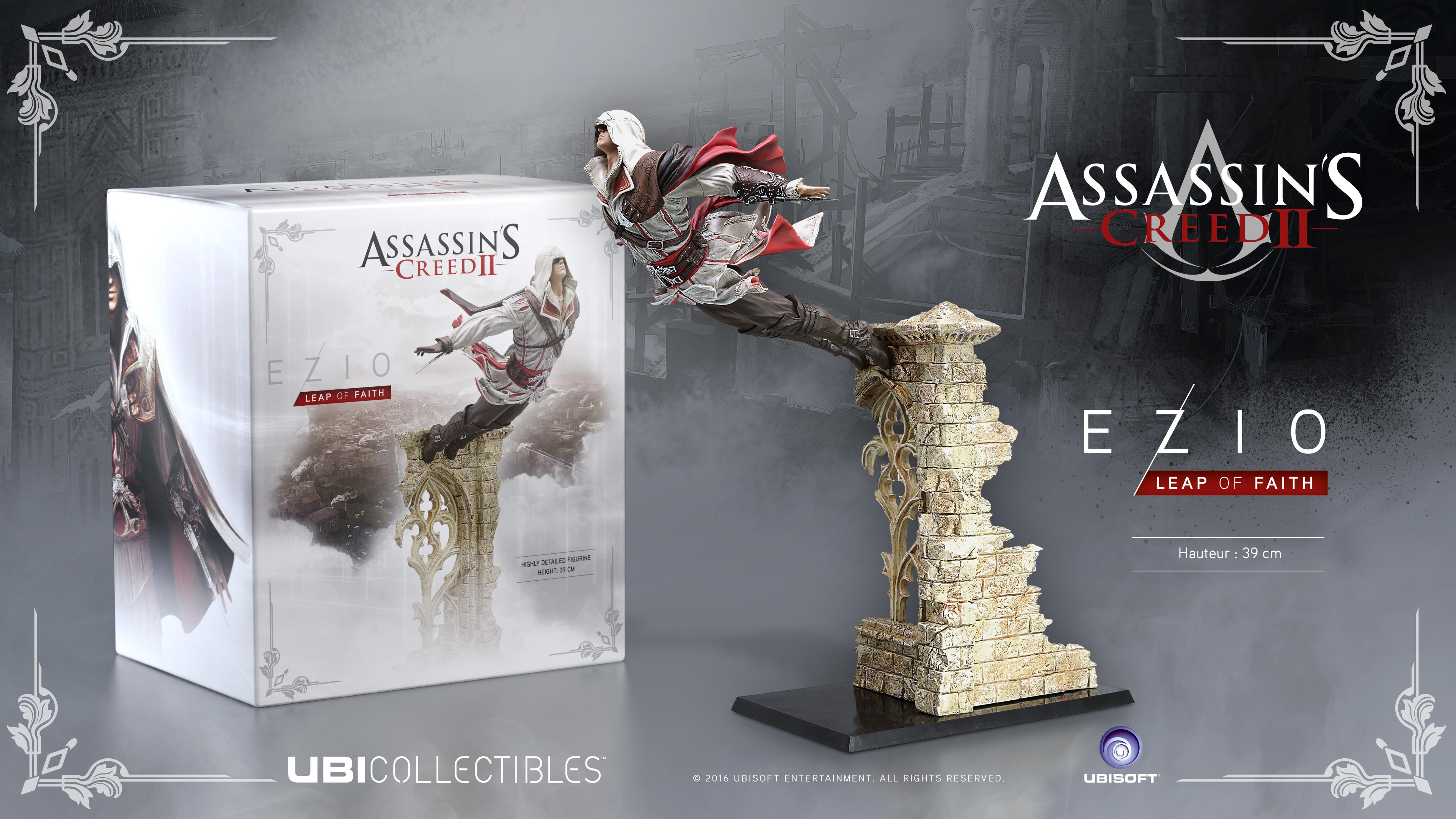 Ezio Saut de la foi Ubicollectibles