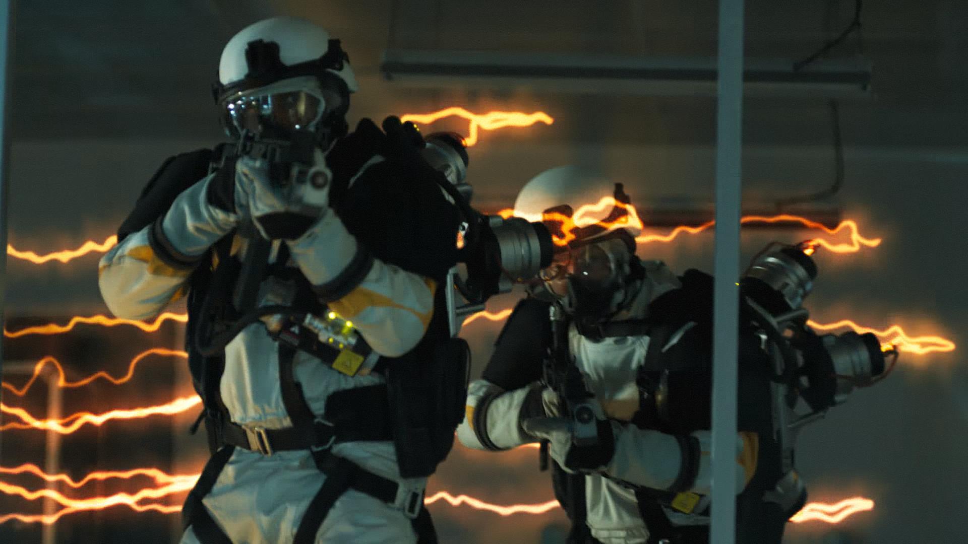Quantum Break monarch team