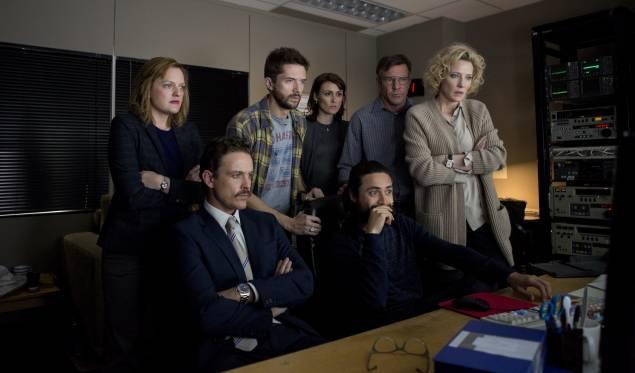 Truth - Equipe acteurs