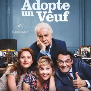 [Critique] Adopte un veuf, une comédie divertissante !