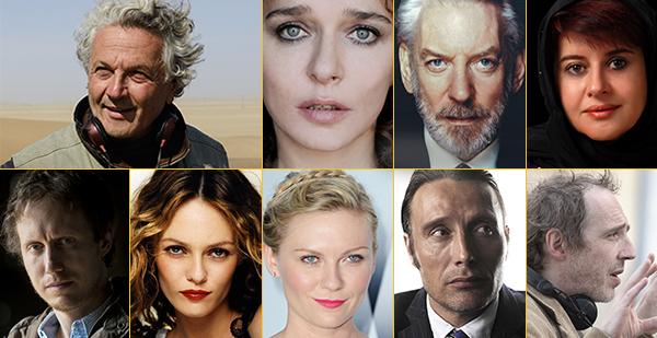 jury Cannes 2016
