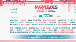 Marvellous Island, 14 et 15 mai, le festival qui vous emmène à la plage en Ile de France !