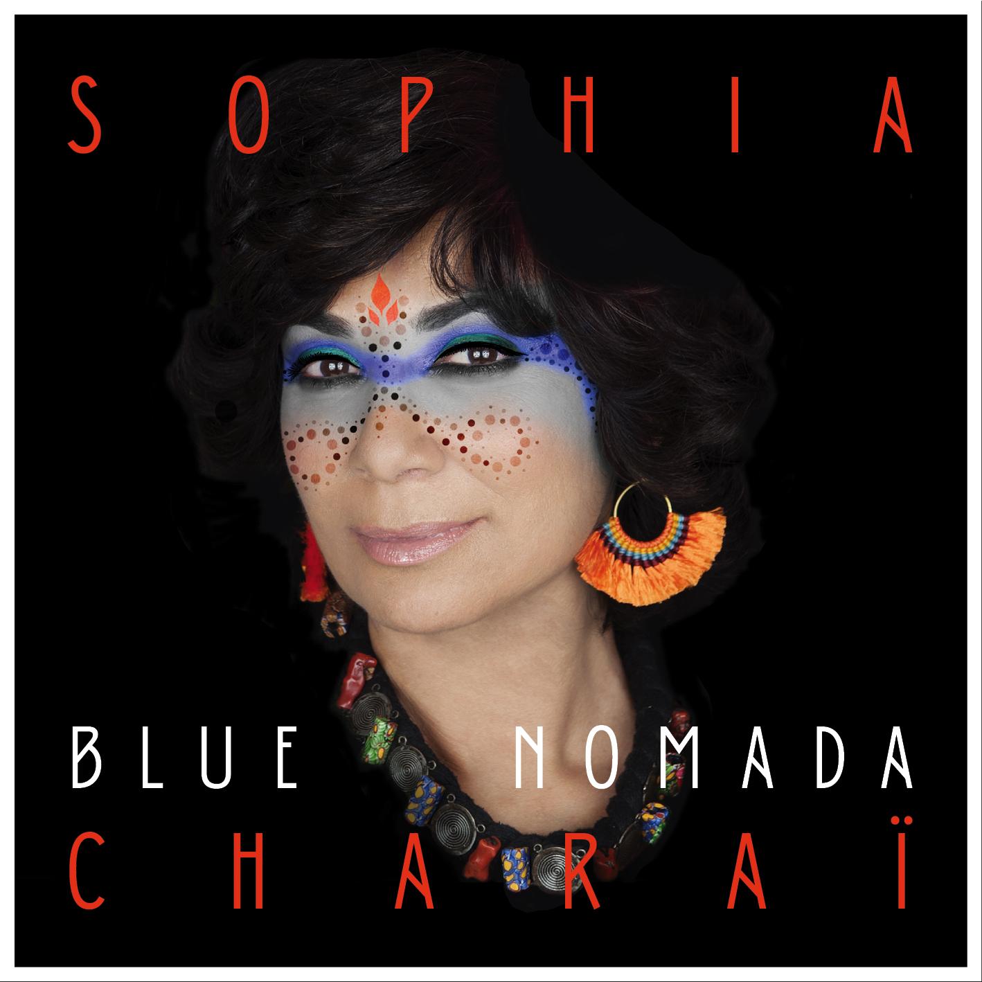sophia charai, jazz, blue nomada