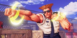 Guile enfin jouable dans Street Fighter V !