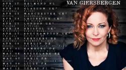 Anneke Van Giersbergen à la Maroquinerie