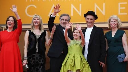 Cannes 2016: jour 4. Steven Spielberg sur le tapis rouge