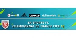EA Sports FC : Finale nationale 2016 en juin !