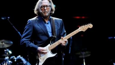 Eric Clapton : un nouvel album à 71 ans!
