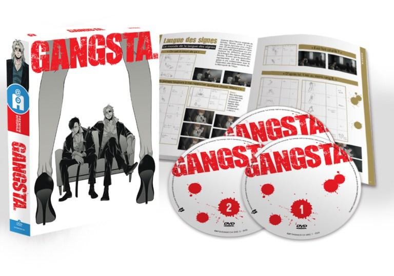 GANGSTA.-SLIPCASEBOOKLETDISQUES-DVD_3D-open