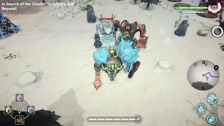 Goliath team