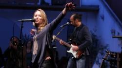 Nawel Ben Kraïem en concert à l'institut des cultures d'Islam : photos et compte-rendu