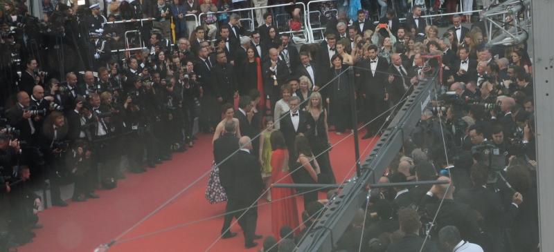 red carpet Spielberg