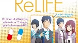 ReLife : notre avis après le premier tome