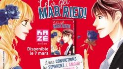 Let's get married ! : notre avis après le premier tome !