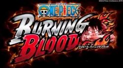 One piece burning blood : Deux nouveaux personnages dévoilés