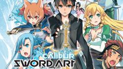 Sword Art Online : Les arcs Calibur et Mother's Rosario bientôt en manga !