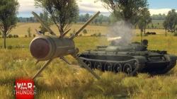 Des missiles guidés dans War Thunder !