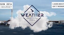 Weather Weather, ton festival est bientôt là !