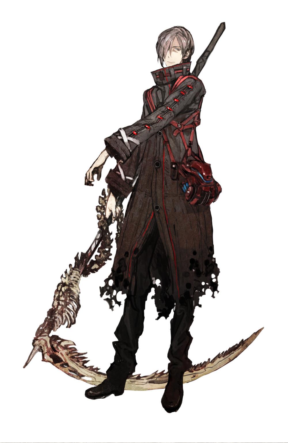07 The Reaper I am Setsuna