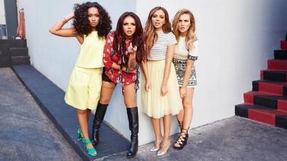 Little Mix en concert pour la 1ère fois en France ce jeudi