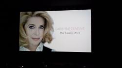 Catherine Deneuve recevra le Prix Lumière 2016 !