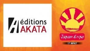 Japan Expo 2016 : avec Akata !