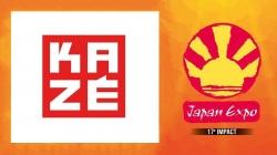 Japan Expo 2016 : avec Kazé !