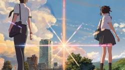 Découvrez Kiminonaha, le nouveau film de Makoto Shinkai