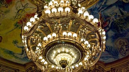 « Chorégraphes américains à l'Opéra de Paris, de Balanchine à Forsythe »  au Palais Garnier