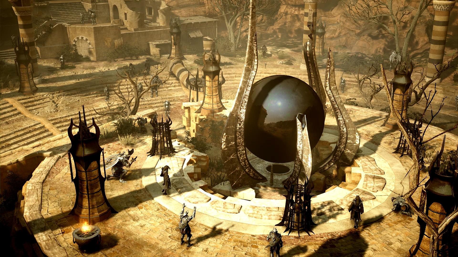 Valencia Black Desert Online 5