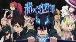 Blue Exorcist : nouvel anime en préparation !