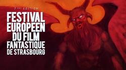 Le 9ème édition du Festival Européen du Film Fantastique de Strasbourg débarque en Septembre !