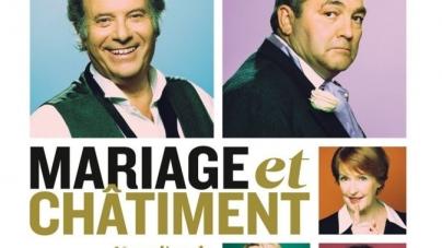 Mariage et châtiment au Théâtre Hébertot, la pièce de la rentrée !
