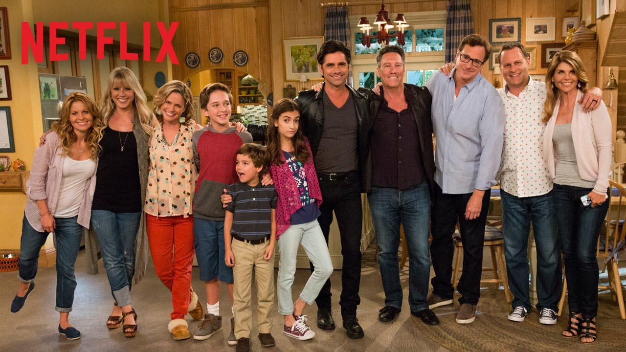 Fuller House : Début du tournage de la saison 2 - Actualités, Séries américaines