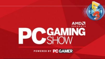 E3 2016 : Résumé de la conférence PC Gaming Show