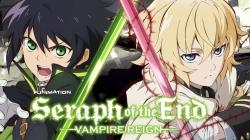 Seraph of the end en DVD/BR en juillet !