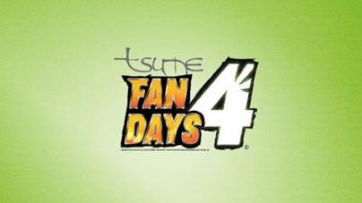 Le quatrième Tsume Fan Days en approche !