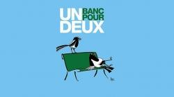 """""""Un banc pour deux"""", pièce à découvrir le 22 juin au Théâtre de la Boussole"""