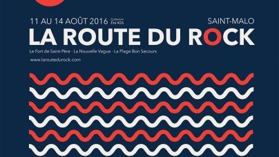 La Route du Rock 2016 : participez au jeu concours pour gagner des compilations
