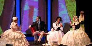[Festival d'Avignon] Le Bonheur des Dames, une plongée dans le siècle de Zola