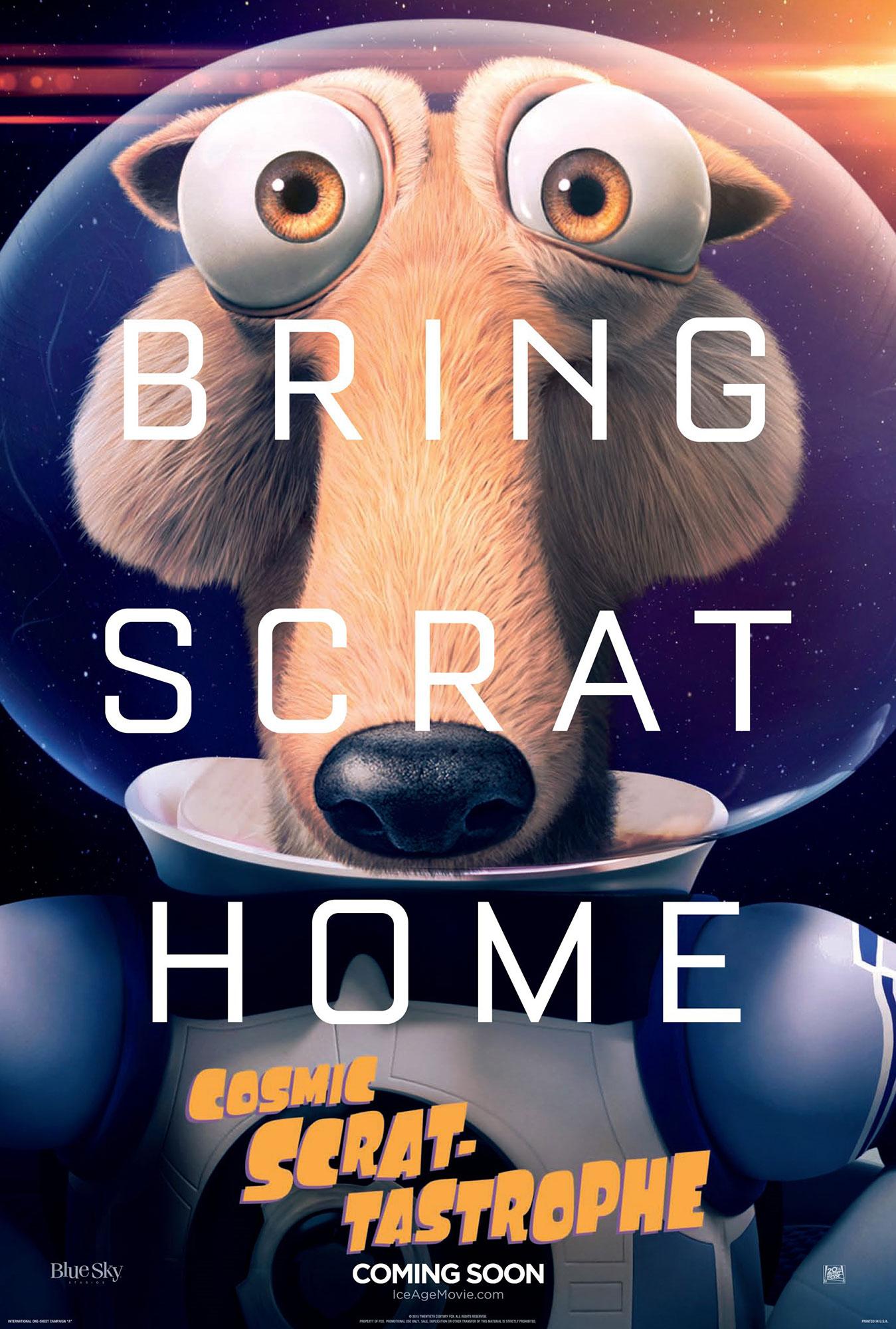 Bring Scrat Home